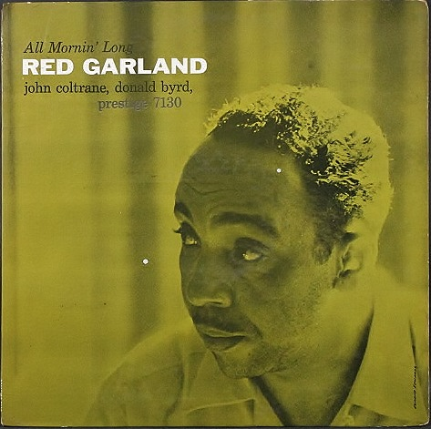JAZZ】Red Garland レッド・ガーランド / All Mornin' Long オール ...