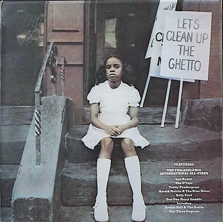 VA | Philadelphia International All-Stars / Let's Clean Up The Ghetto