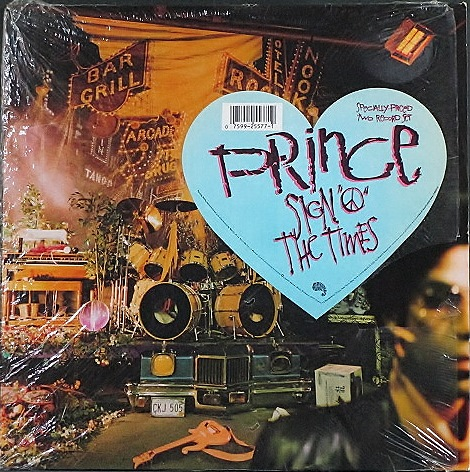 "Prince プリンス / Sign ""O"" The Times"