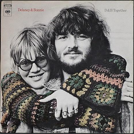 Delaney & Bonnie デラニー & ボニー / D&B Together