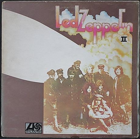 Led Zeppelin レッド・ツェッペリン / Led Zeppelin II  レッド・ツェッペリン II UK盤  Lemon song