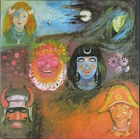 King Crimson キング・クリムゾン / In The Wake Of Poseidon ポセイドンの目覚め  200g重量盤
