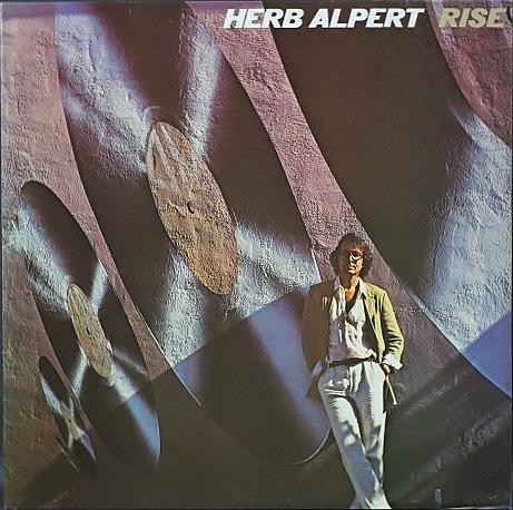 Herb Alpert ハーブ・アルパート / Rise ライズ UK盤