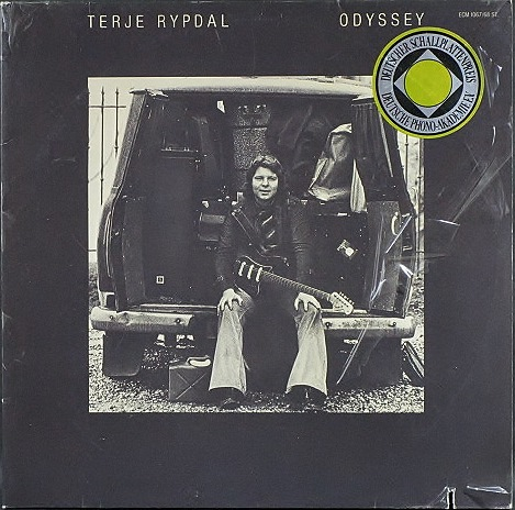 Terje Rypdal テリエ・リピダル / Odyssey GER盤