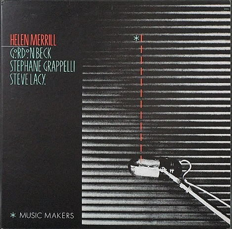 Helen Merrill ヘレン・メリル / Music Makers ミュージック・メイカーズ