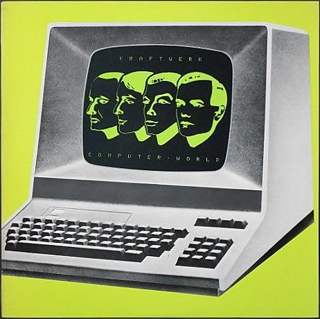 Kraftwerk クラフトワーク / Computer World US盤