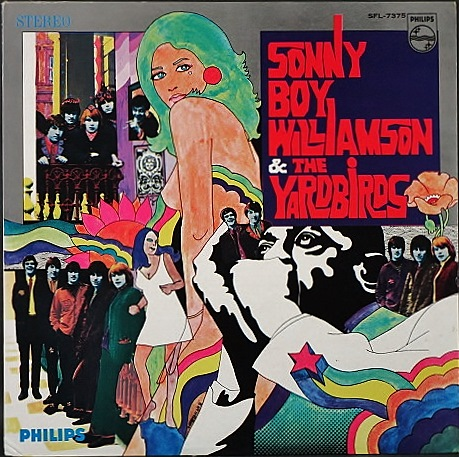 Sonny Boy Williamson & The Yardbirds / ソニー・ボーイ・ウイリアムソンとヤードバーズ