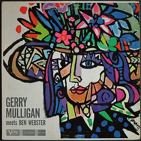 Gerry Mulligan Meets Ben Webster ジェリー・マリガン・ミーツ・ベン・ウェブスター / Gerry Mulligan Meets Ben Webster