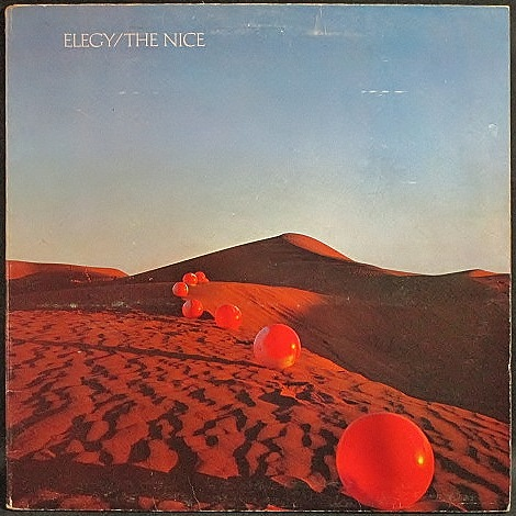 Nice ザ・ナイス / Elegy エレジー UK盤