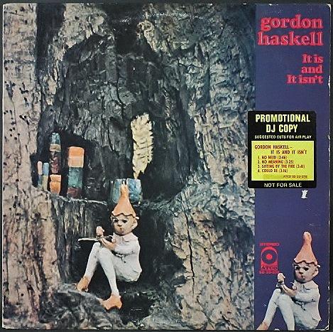 Gordon Haskell ゴードン・ハスケル / It Is And It Isn't イット・イズ・アンド・イット・イズント | WLP