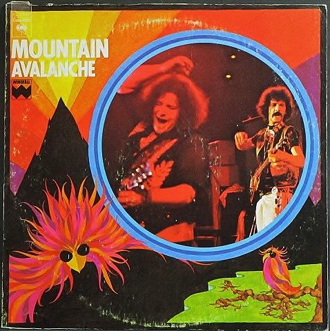Mountain マウンテン / Avalanche