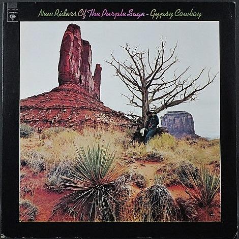 New Riders Of The Purple Sage ニュー・ライダーズ・オブ・ザ・パープル・セージ / Gypsy Cowboy