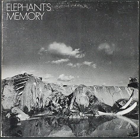 Elephant's Memory エレファンツ・メモリー / Elephant's Memory