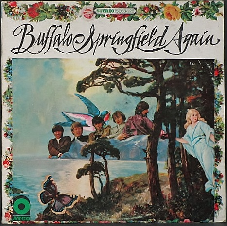 Buffalo Springfield バッファロー・スプリングフィールド / Buffalo Springfield Again アゲイン