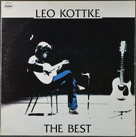 Leo Kottke レオ・コッケ / The Best