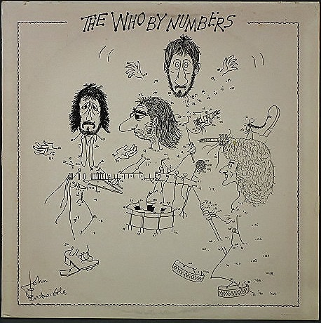 Who ザ・フー / The Who By Numbers ザ・フー・バイ・ナンバーズ