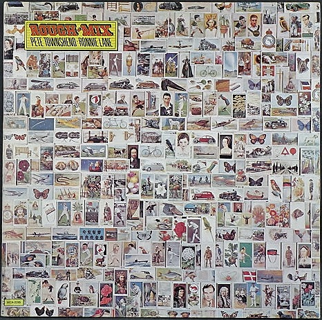 Pete Townshend, Ronnie Lane ピート・タウンゼント、ロニー・レイン / Rough Mix