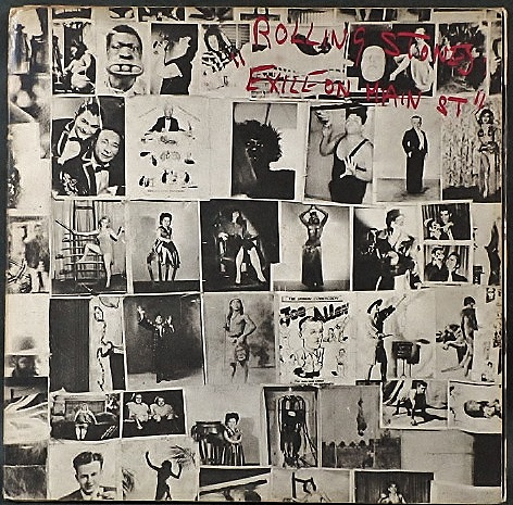 Rolling Stones ザ・ローリング・ストーンズ / Exile On Main St. UK盤