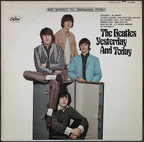 Beatles ザ・ビートルズ / Yesterday And Today イエスタデイ・アンド・トゥデイ