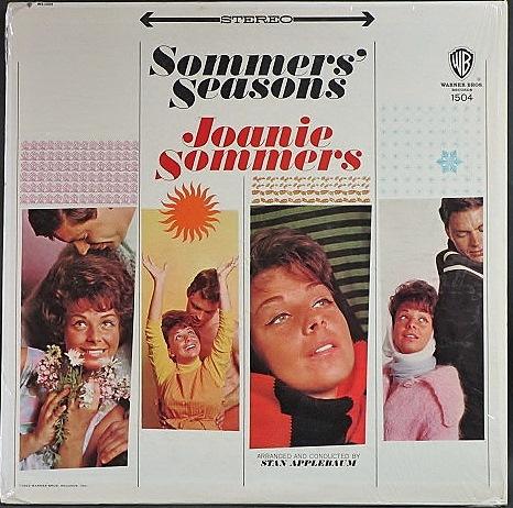 Joanie Sommers ジョニー・ソマーズ / Sommers' Seasons