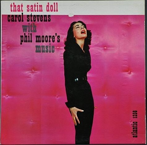 Carol Stevens キャロル・スティーヴンス / That Satin Doll