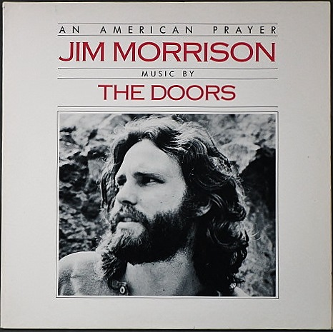 Jim Morrison Music By The Doors ジム・モリソン / An American Prayer