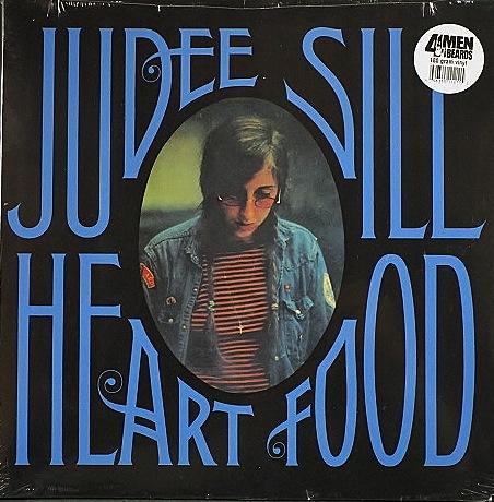 Judee Sill ジュディ・シル / Heart Food | 重量盤未開封