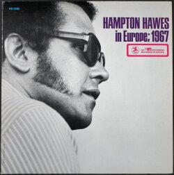 Hampton Hawes ハンプトン・ホーズ / Hampton Hawes In Europe; 1967