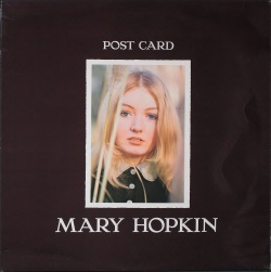 Mary Hopkin メリー・ホプキン / Post Card ポストカード UK盤