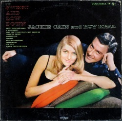 Jackie Cain & Roy Kral ジャッキー & ロイ / Sweet And Lowdown