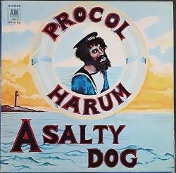 Procol Harum プロコル・ハルム / A Salty Dog