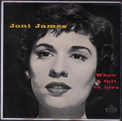 Joni James ジョニ・ジェイムス / When I Fall In Love