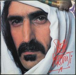 Frank Zappa フランク・ザッパ / Sheik Yerbouti シーク・ヤブーティ