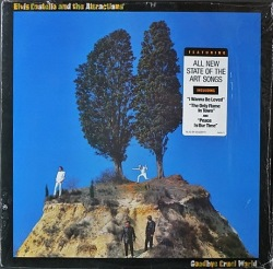 Elvis Costello And The Attractions エルビス・コステロ / Goodbye Cruel World