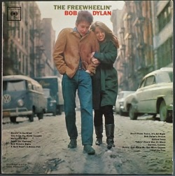 Bob Dylan ボブ・ディラン / The Freewheelin' Bob Dylan