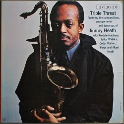 Jimmy Heath ジミー・ヒース / Triple Threat