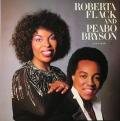 Roberta Flack And Peabo Bryson  ロバータ・フラック & ピーボ・ブライソン / Live & More
