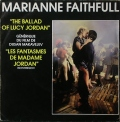Marianne Faithfull マリアンヌ・フェイスフル / The Ballad Of Lucy Jordan