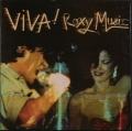 Roxy Music ロキシー・ミュージック / Viva! Roxy Music