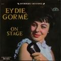 Eydie Gorme イーディー・ゴーメ / On Stage オン・ステージ