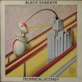Black Sabbath ブラック・サバス / Technical Ecstasy テクニカル・エクスタシー UK盤