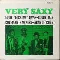 "Eddie ""Lockjaw"" Davis, Buddy Tate, Coleman Hawkins, Arnett Cobb / Very Saxy"