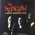 Lambert, Hendricks & Ross ランバート、ヘンドリックス&ロス / The Swingers!