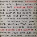 Modern Jazz Quartet ( MJQ ) / Concorde