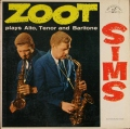 米国盤 Zoot Sims ズート・シムズ / Plays Alto, Tenor And Baritone