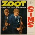米国盤 Zoot Sims ズート・シムズ / Plays Alto, Tenor And Baritone