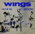 Paul McCartney And Wings ポール・マッカートニー / Hi, Hi, Hi / C Moon 7""