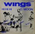 """Paul McCartney And Wings ポール・マッカートニー / Hi, Hi, Hi / C Moon 7"""""""