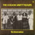 伊盤 The Colson Unity Troupe スティーブ・コルソン / No Reservation