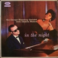 George Shearing Quintet With Dakota Staton ジョージ・シアリング, ダコタ・ステイトン / In The Night